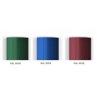 Расширение цветовой палитры роллетного профиля RH77 DoorHan