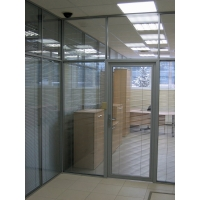 Офисные перегородки алюминиевые Free Style Concept