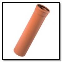 Труба канализационная наружной канализации Хемкор 110*1000мм