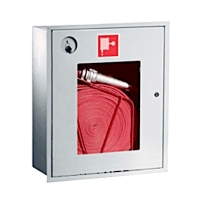 Шкаф пожарный ШПК-310 встроенный открытый