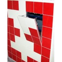 скрытые люки под кафельную плитку для скрытия труб ARDI