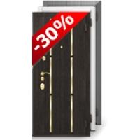 Стальные взломостойкие двери ЭЛЬБОР ЛЮКС