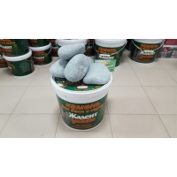 Жадеит шлифованный крупный для бани по цене 4400 руб/ведро