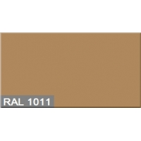 Профнастил НЛМК С8-1150 0.5 RAL 1011
