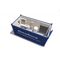 Офисно-бытовой блок-модуль Модульное здание Бытовка Вагончик Geobox