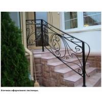 кованые перила,лестницы
