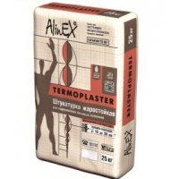 AlinEX Штукатурка Termoplaster 25 кг