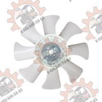 Крыльчатка вентилятора к двигателю Кубота V2403 (3455016210)