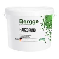 Кварцевая грунтовка на силиконовой основе Bergge Harzgrund 10л