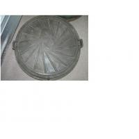 Канализационный (смотровой) люк, тяжелый увеличенный (нагрузка