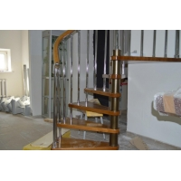 Винтовая лестница СлавДвор