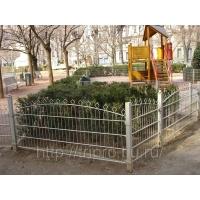 Ограда, оградка, калитка на могилу, кладбище BETAFENCE