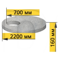 Крышка колодца ПП20-1