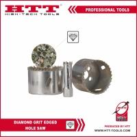 Зубчатая алмазная коронка HTT-tools
