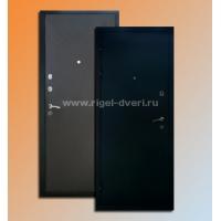 Дверь входная металлическая Эра Чёрный Бархат
