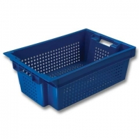 Пластиковый ящик 600х400х200