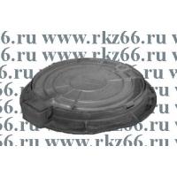 Люк чугунный тип Л с шарниром (круглый, квадратный люк) РКХ-RKZ66ru