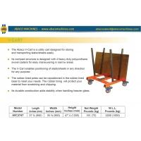 Тележка для ручного перемещения каменных плит Abacomachines V-CART АVС3747