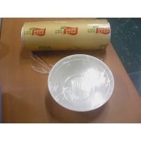 Пищевая стрейч-пленка ПВХ СанВреп