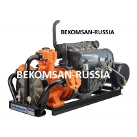 Компрессор Бекомсан Bekomsan Esinti 72 diesel