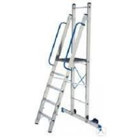Лестница-стремянка с платформой
