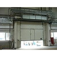 теплые секционные гаражные ворота в Хабаровске