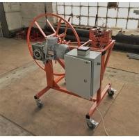Станок для отмотки кабеля в бухту МНК 0,8-0,1ПМ