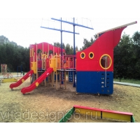 Детские площадки СКИФ Детское игровое оборудование