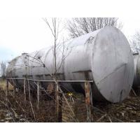 Большие емкости металлические, резервуары б/у РГС 50