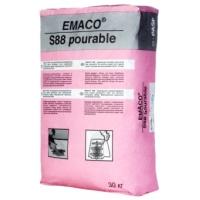 Безусадочная быстротвердеющая сухая смесь  MasterEmaco S 488 PG аналог Emaco S88