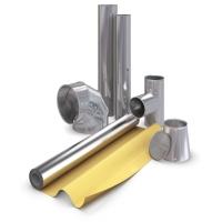 Покровные материалы Energopack предназначены для защиты теплоизоляции