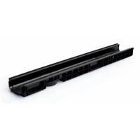 Дренажные пластиковые каналы AQUASTOK DN100 H70
