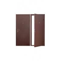 Двери входные стальные металлические