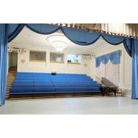 Театральные кресла ИНТЕРМЕБЕЛЬ кресла для зрительных залов