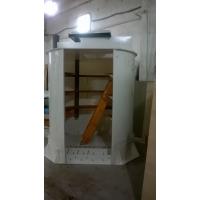 Погреб скважина из пластика Диаметр:1500 Высота: 2000 мм