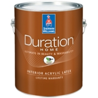 DURATION HOME ® INTERIOR ACRYLIC LATEX Sherwin Williams