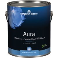 Американские краски  Aura interior Eggshell Finish 524