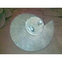 Литой наконечник для винтовых свай диаметр 133 мм. ПМК-Прогресс