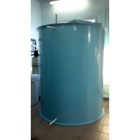 Емкость цилиндрическая 4000 литров