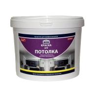 Краска для потолка Эконом, 14 кг AQUADECOR
