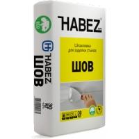 Гипсовая шпаклевка для заделки стыков Habez-Gips
