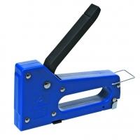Степлер мебельный для скоб  J 4 - 8 мм TOP TOOLS