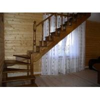 Деревянные лестницы. Лестница из сосны