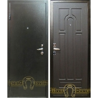 Входные металлические двери СильверДорс Модель Сильвер-3