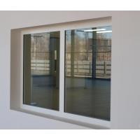 Алюминиевые противопожарные окна  E 15,30,45,60