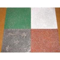Армированная бетонно-мозаичная плитка (500х500х35мм)