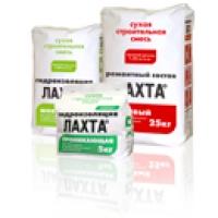 Гидроизоляционные материалы  ЛАХТА Гидроизоляция
