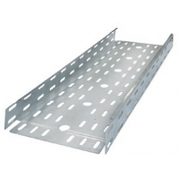 Лоток металлический перфорированный 150х50х0,7 EKF Electrotechinca