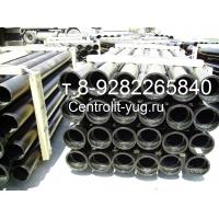 Чугунные трубы  ТЧК 50, 100, 150 мм.