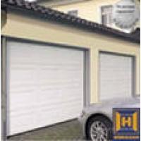Автоматические секционные гаражные ворота HORMANN LPU40